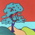 Eucalyptus Gum Tree