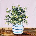 Daisies In A Vase 4
