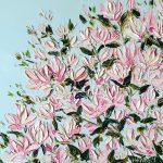 Magnolias Tree 2