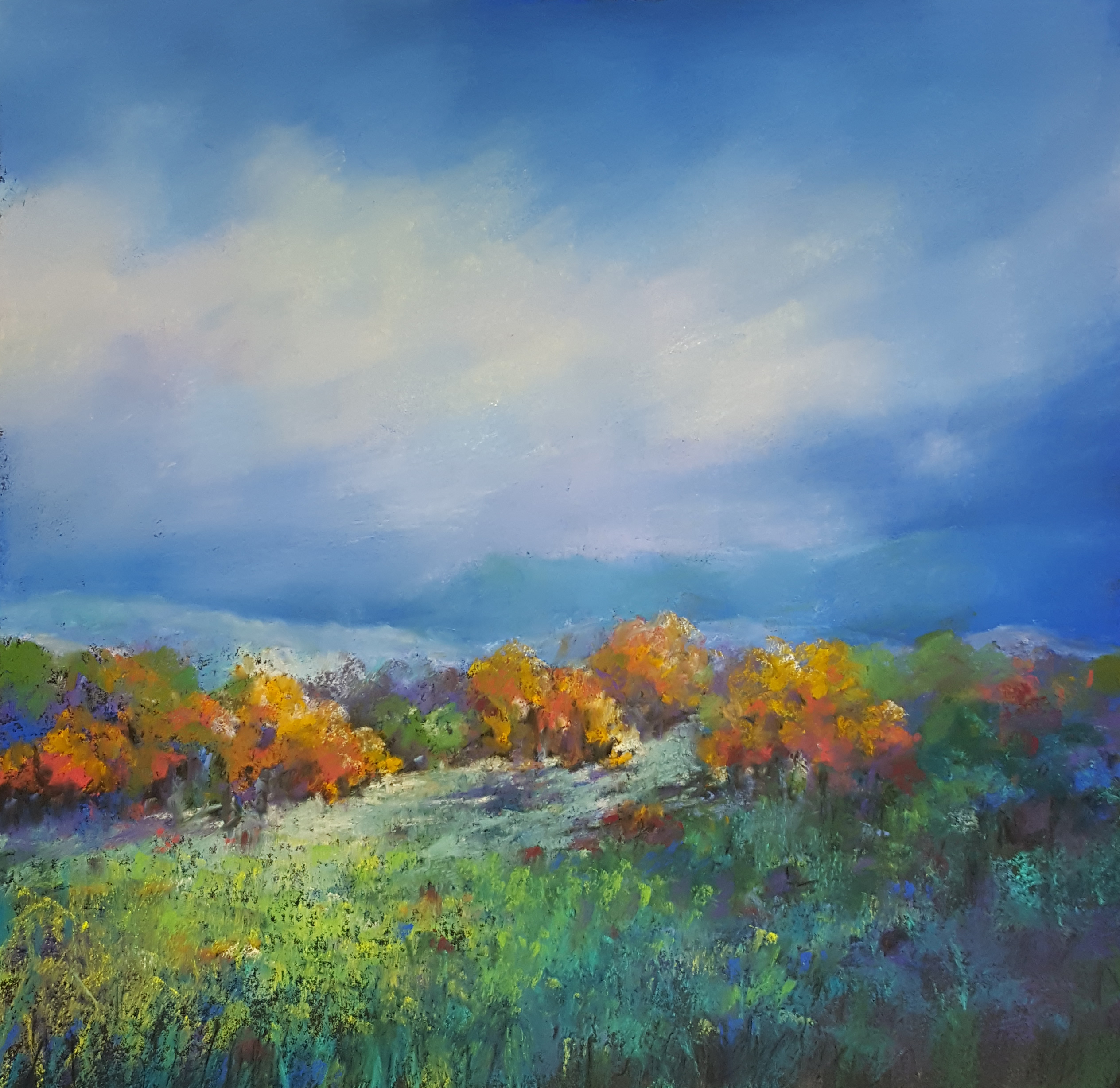 Autumn In The Hills 1