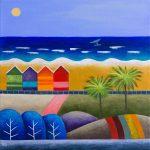Boho Beach Huts – Square