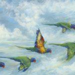 Homeward – Australian Bird Series Exclusive to Art Lovers