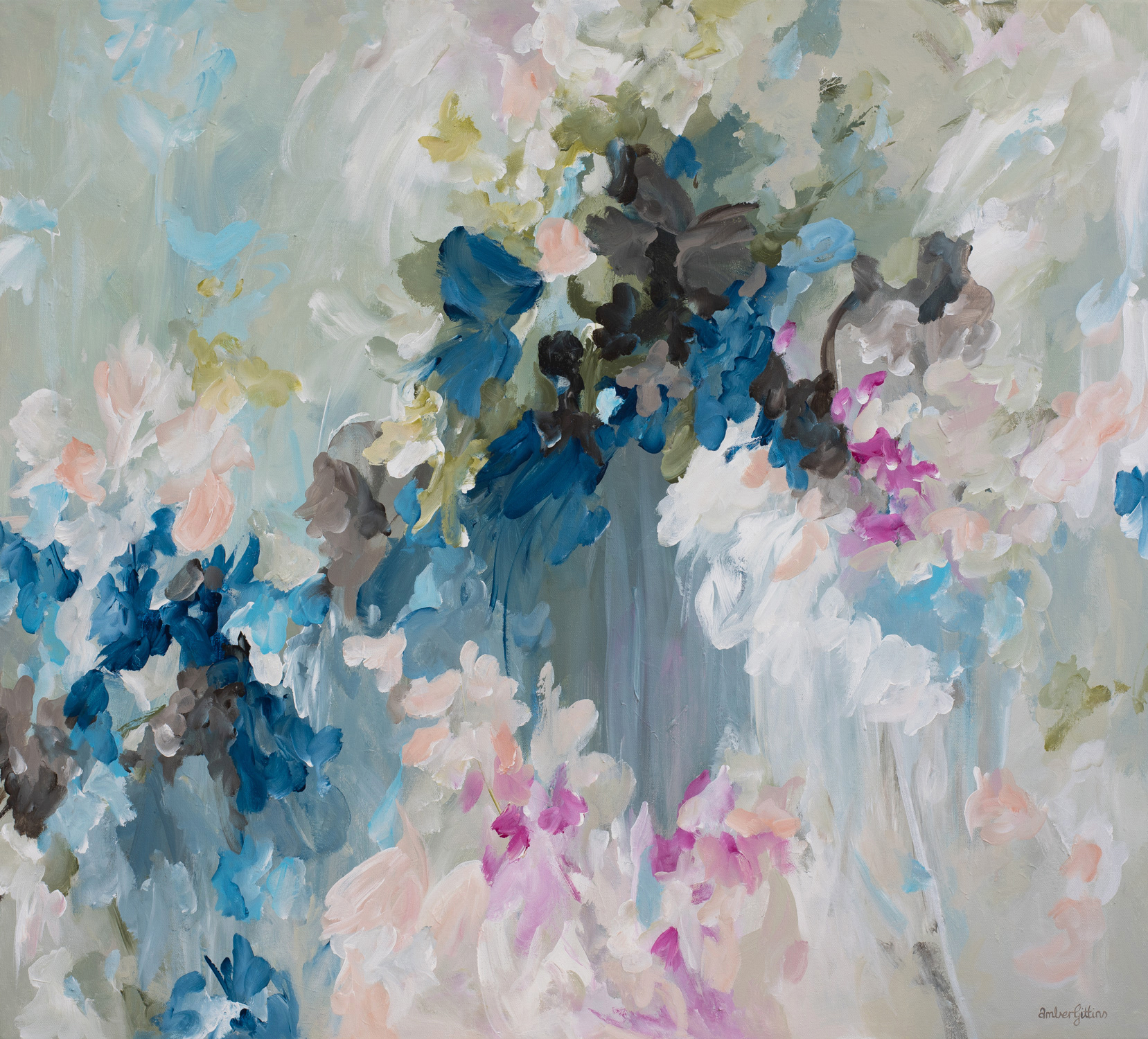 Fairytale Blossoms By Amber Gittins