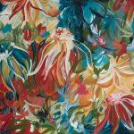 Fiery Tropics – Extra Large Art