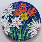 Floral Round – Daisy
