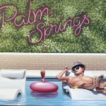 Palm Springs – Soaking Up The Sun – Framed