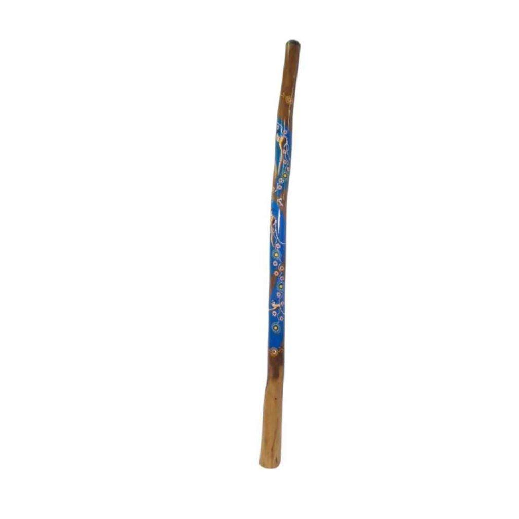 Ironbark Koruna Painted 155cm Didgeridoo Code 36 1024×1024