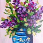 Lilac Mood No 2