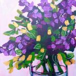 Lilac Mood No 3