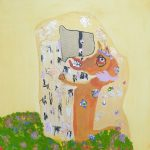 Neds favourite kiss after Klimt