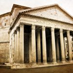 The Pantheon – Framed Limited Edition