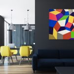 Colourful 3D Shapes