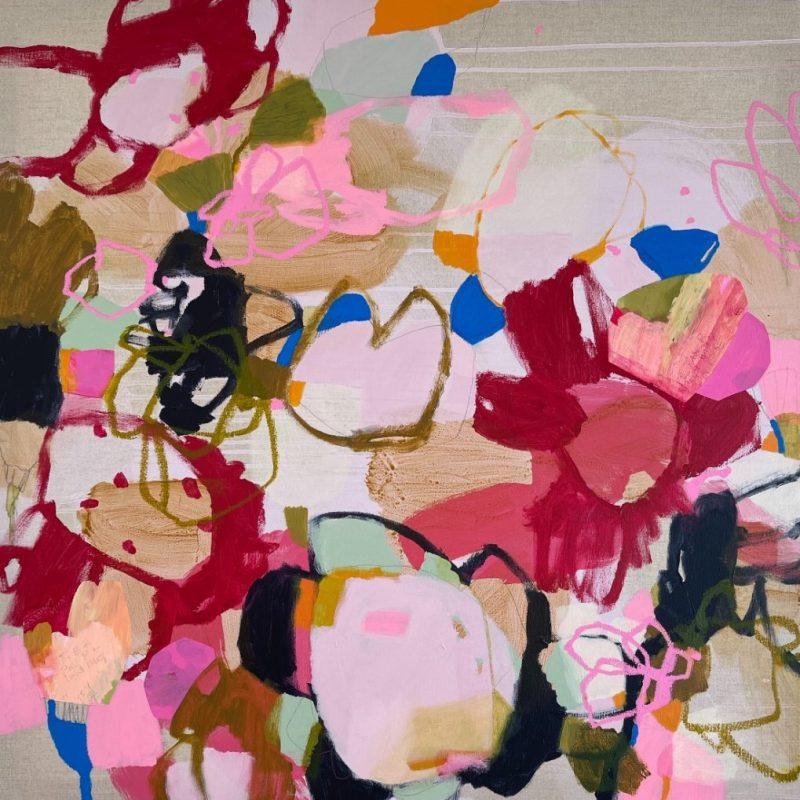 Picking Daisies Kate Owen Art