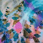 Rich Banksia – Framed