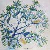 Suzy Strout Atumn Branch 76x76cm (2)