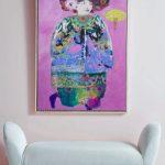 Issy Chiyo Ltd Ed Print Canvas and Paper
