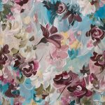 Vintage Roses – Abstract Floral