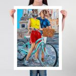 They Called Italy Home Ltd Ed Giclee Print