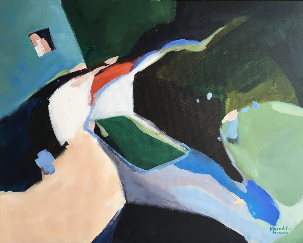 Meredith Howse Artist Old Regret 2 Art Lovers Australia