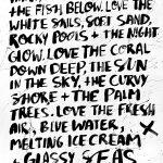 Sea Poetry