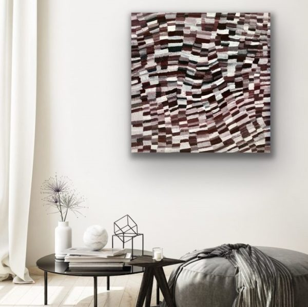 Theo Papathomas Abstract Art Panorama